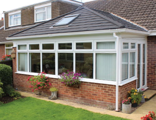 How a Conservatory or SIP Extension Can Be The Perfect Home Office