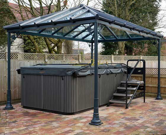 aluminium verandahs