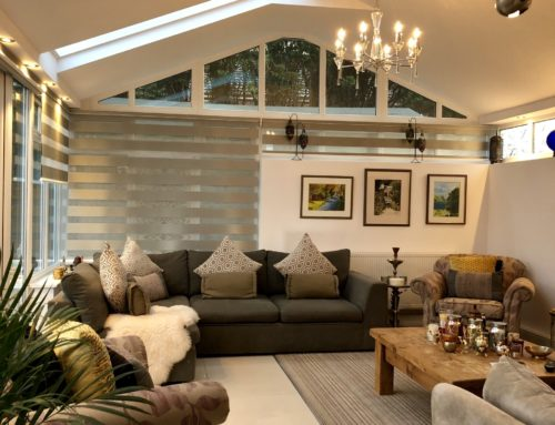 Creative ways to enjoy your conservatory