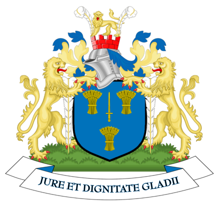cheshire coat of arms