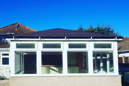 conservatory roof replacement Tarporley